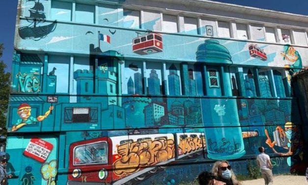 Graffiti Jam à La Rochelle : vos photos et vidéos