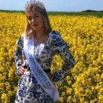 Valentine Cazeaux élue Reine de Poitou