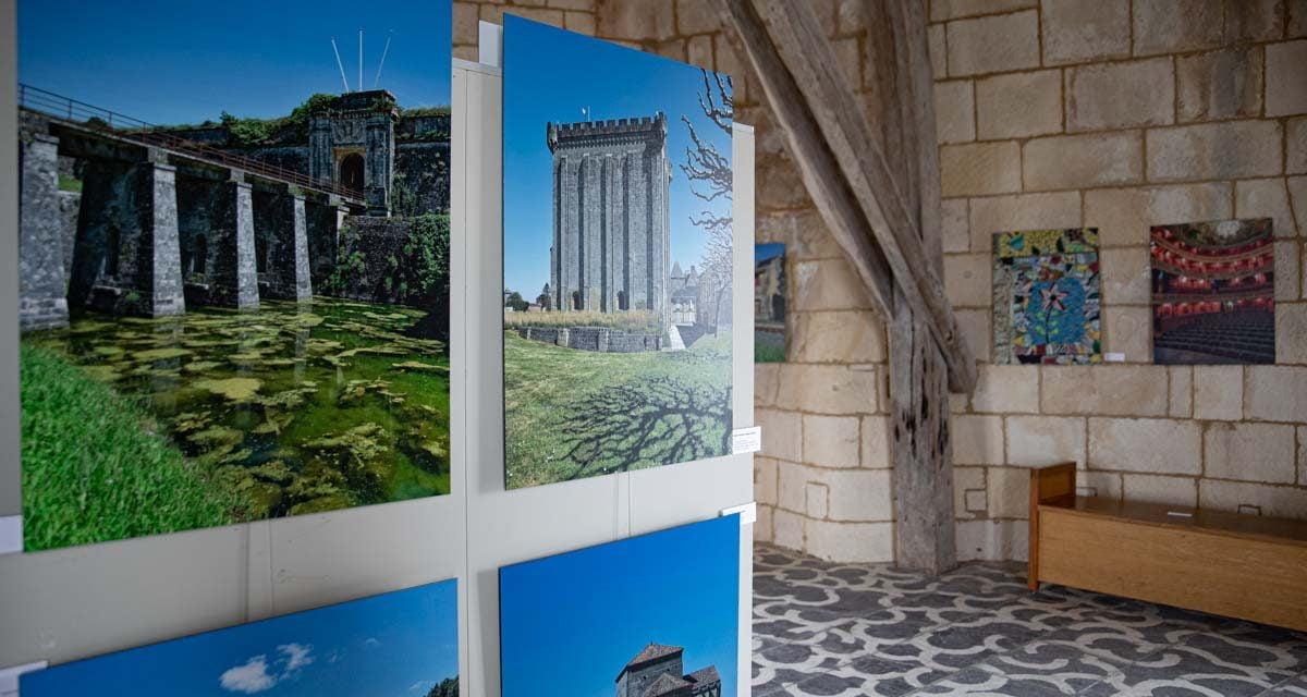 La tour de la Lanterne met en lumière la photographe Anne Chopin