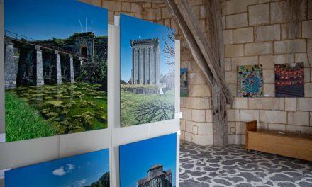 Une exposition de photos à la tour de La Lanterne