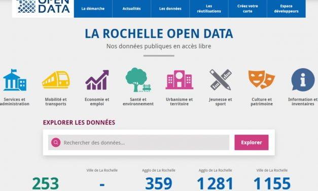 A La Rochelle, les données publiques consultables sur Internet