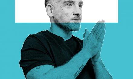 Le DJ Tommy Marcus à La Rochelle le 9 juillet