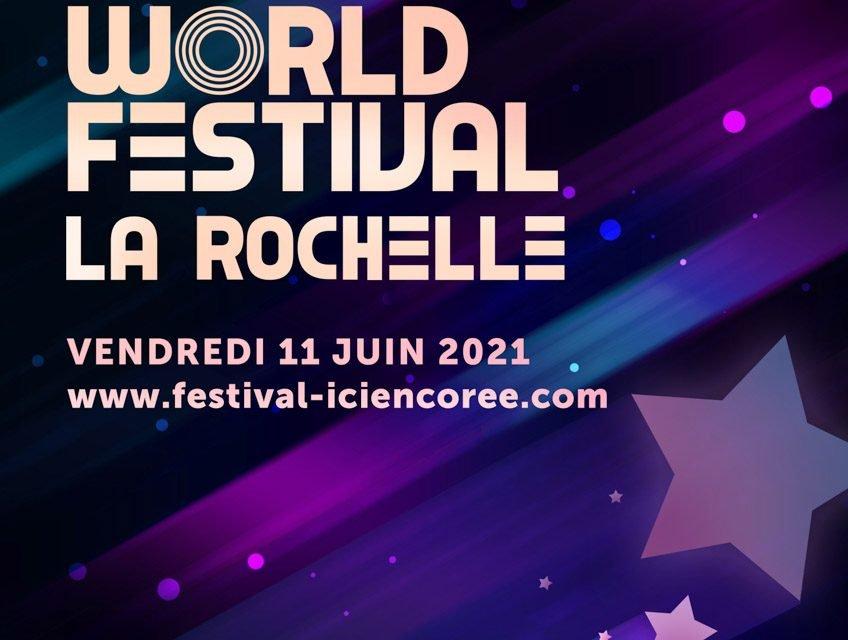Concours de danse et chant coréen le 11 juin à La Rochelle
