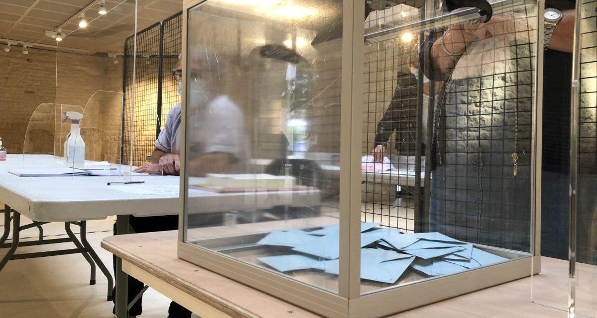 Elections départementales et régionales : le taux de participation à midi
