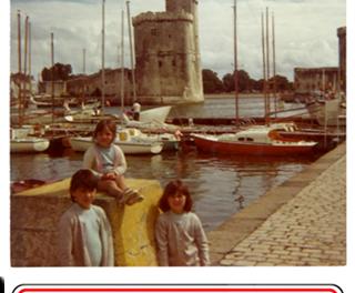 A vos photos de vacances de La Rochelle de 1960 à 1990