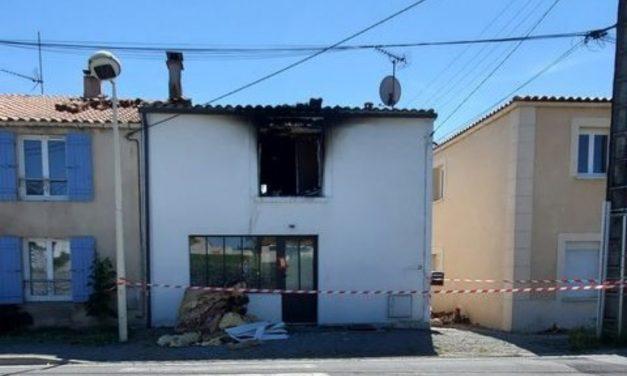 La solidarité s'organise après un incendie à Salles-sur-Mer