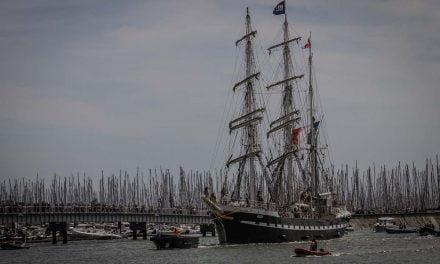 Le Belem fait escale en juillet à La Rochelle