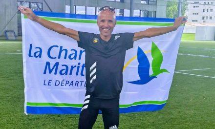 En route pour 17 marathons en 17 jours