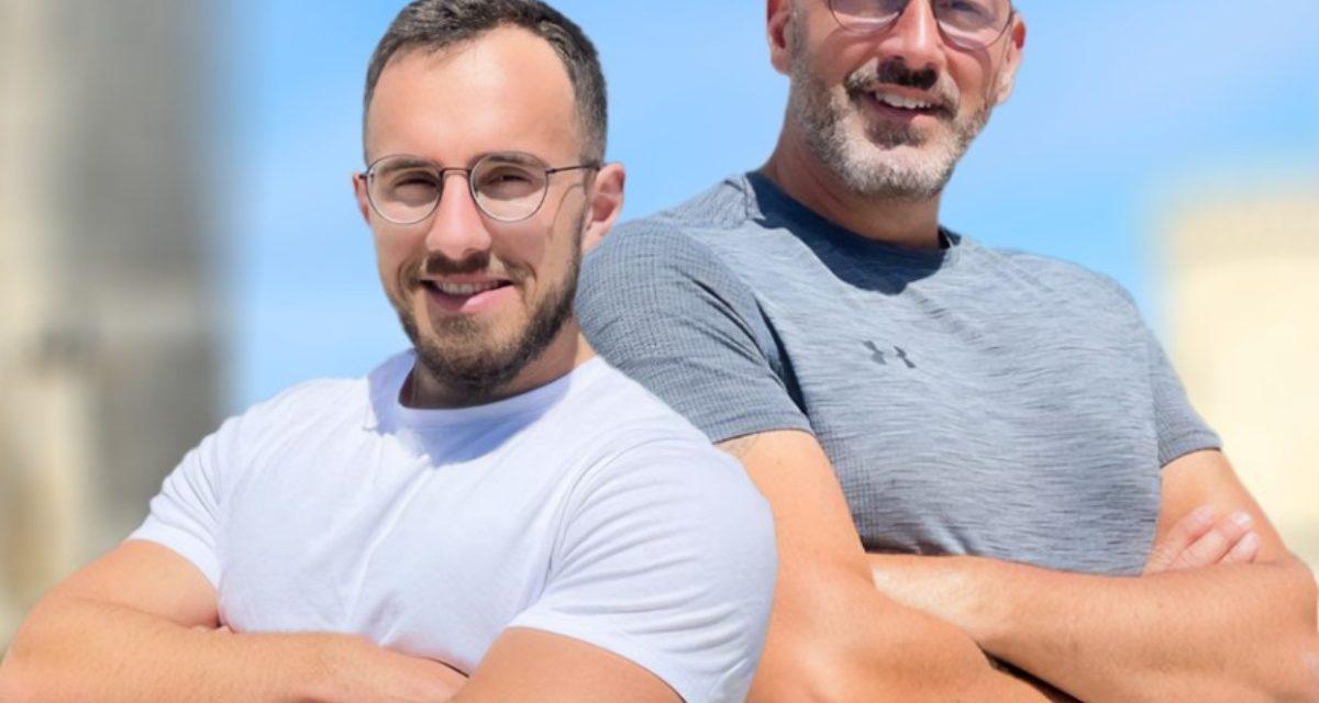 Les deux ingénieurs deviennent éducateurs sportifs