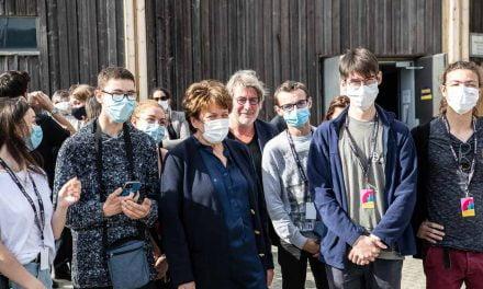 Roselyne Bachelot aux Francofolies en VRP du Pass culture