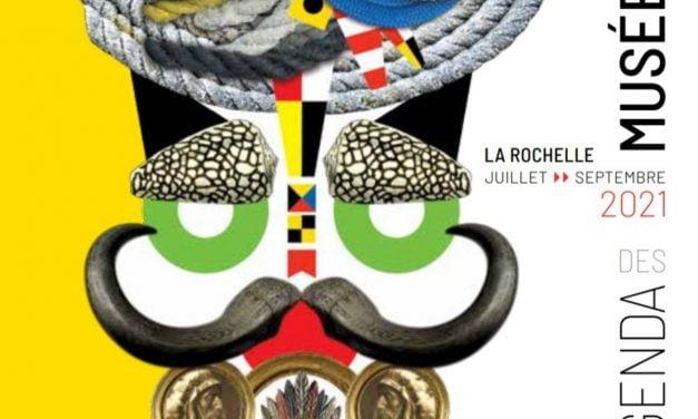 La Rochelle édite son premier agenda des musées