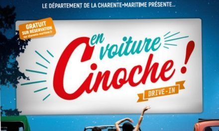 Du cinéma gratuit en plein air à Jarnac-Champagne et Saujon