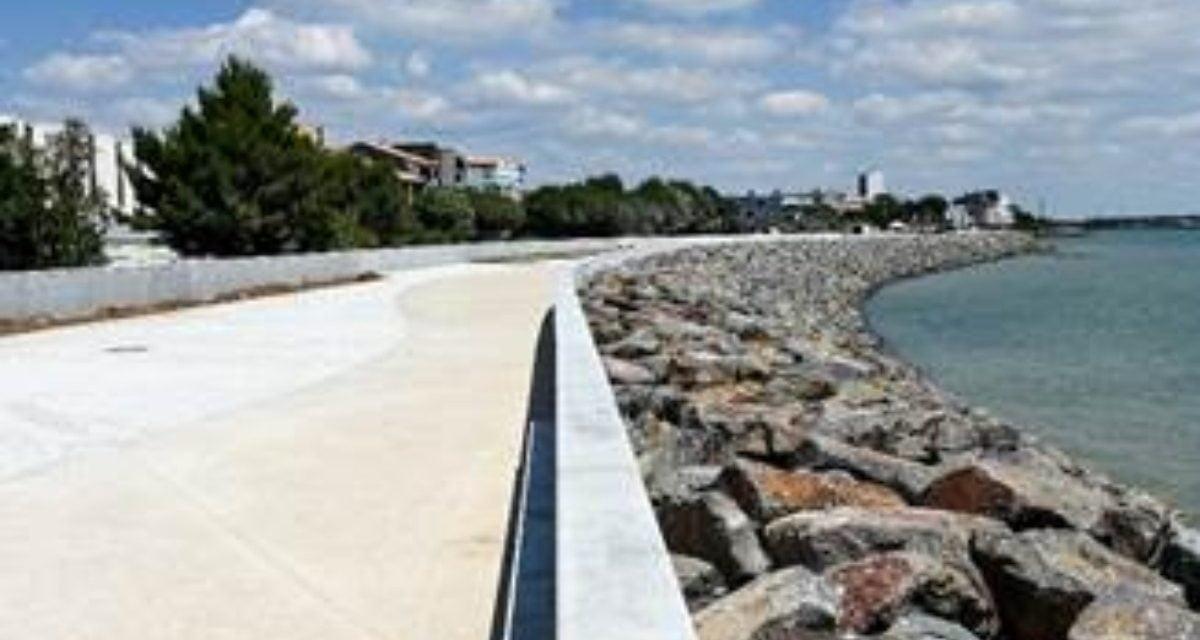 La promenade de Port Neuf rouvre ce vendredi 30 juillet
