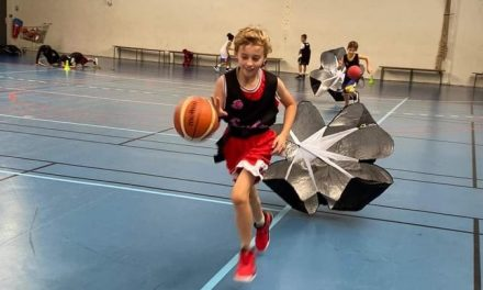 Un stage basket proposé à La Rochelle du 23 au 27 août