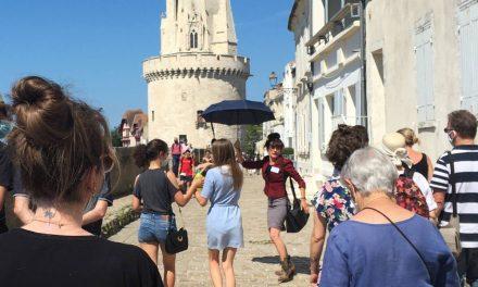 Les arts de la rue reprennent vie à La Rochelle