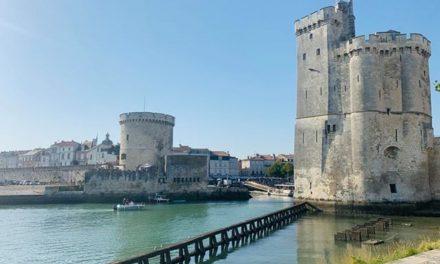 Les tours de la Rochelle dans l'émission Monument préféré des Français