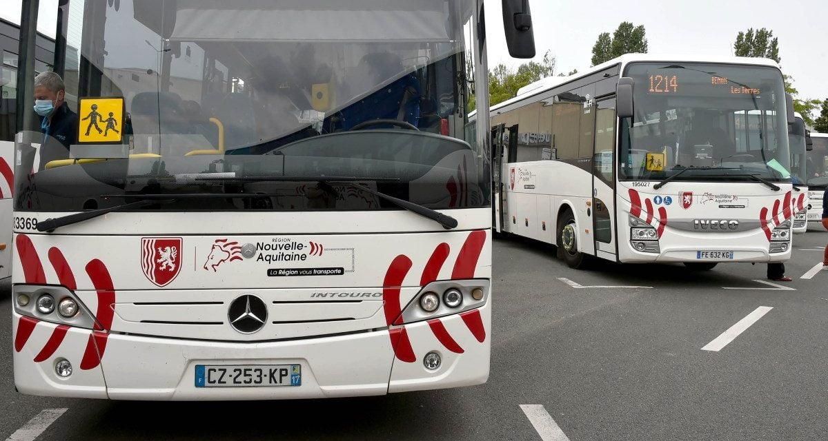 Les inscriptions aux transports scolaires en Nouvelle-Aquitaine ouvertes