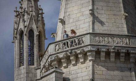 Les tours de La Rochelle se la racontent tout l'été