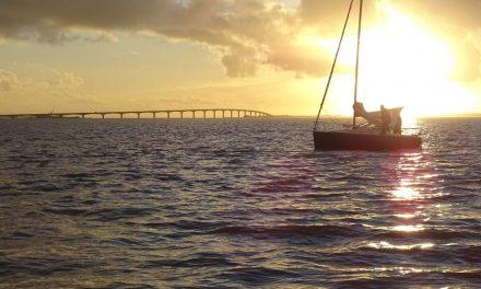 Les plus beaux couchers de soleil au large de La Rochelle