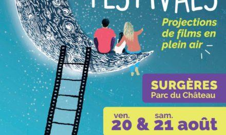 Neuf films et documentaires à découvrir à Surgères