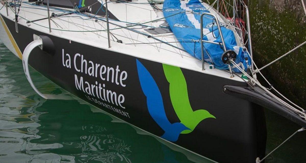 Deux Charentais-Maritimes au départ de la Solitaire du Figaro