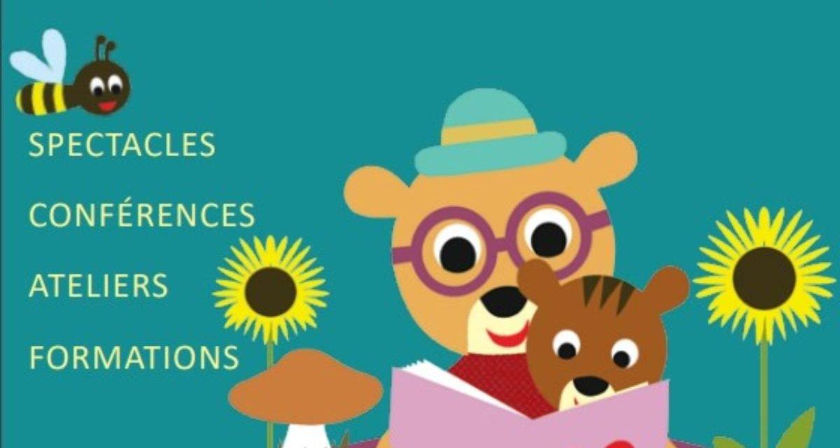 La médiatèque départementale propose un festival lecture autour de la petite enfance