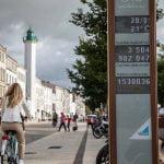 Qui sera le millionième cycliste sur le Vieux Port ?