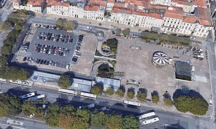 Un exercice de sécurité ce mardi 21 septembre dans le parking de Verdun