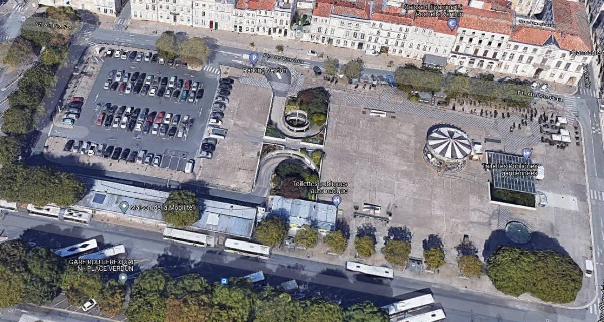 L'exercice de sécurité du parking souterrain de Verdun reporté