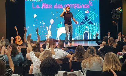 Rémi en concert à La Comédie de La Rochelle