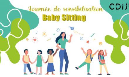 Une journée de sensibilisation au baby-sitting ce mardi 26 octobre